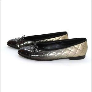 Chanel Ombré Flats